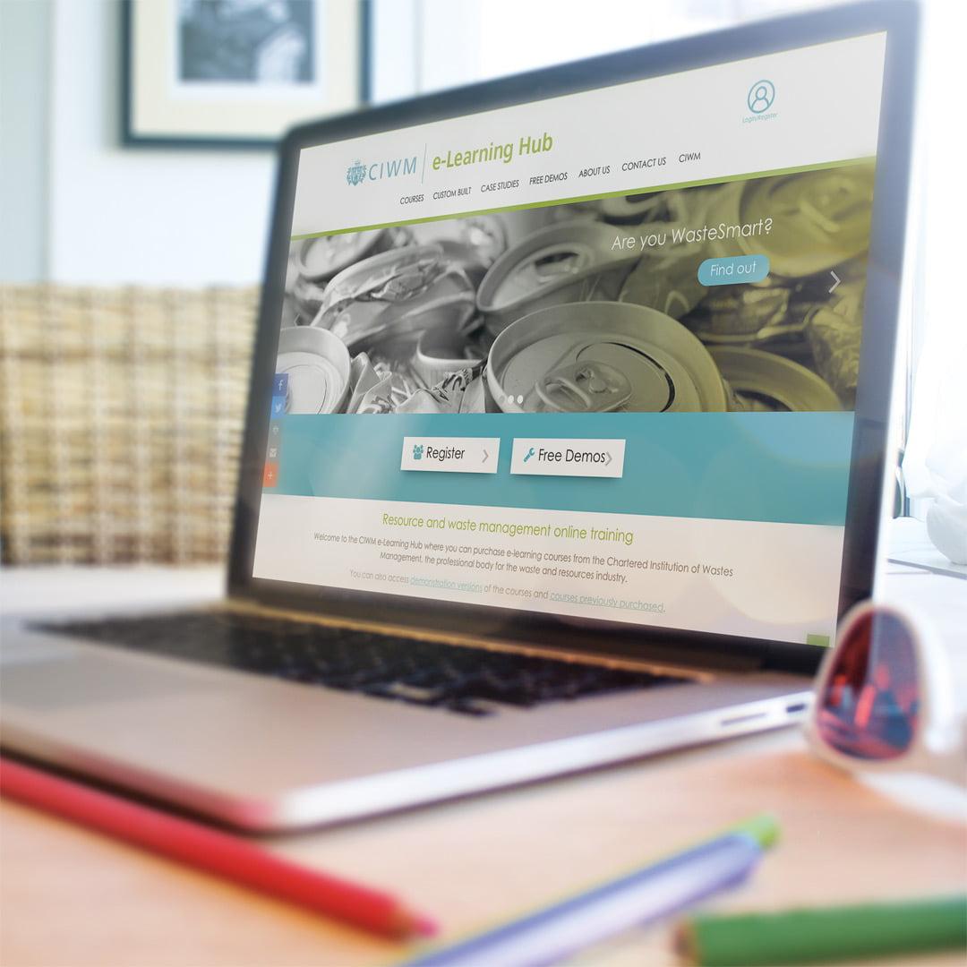 CIWM e-learning hub – Marcom, Bath